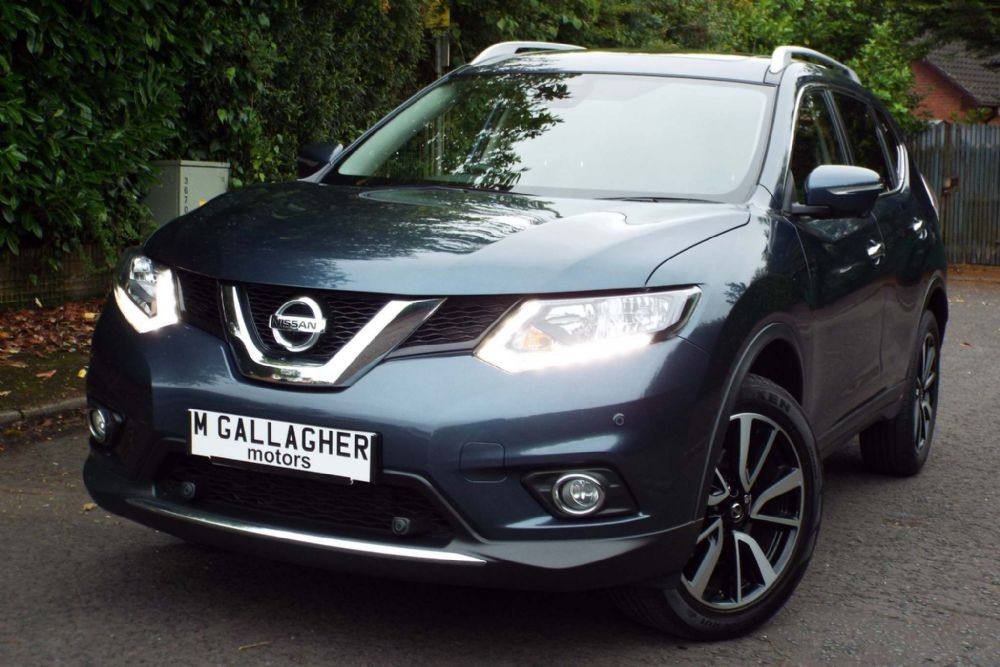 Nissan X-Trail 1.6 dCi N-Vision (s/s) 5dr