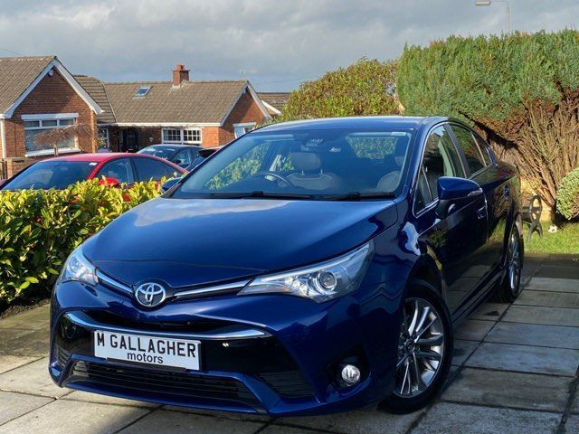 Toyota Avensis 2.0 D-4D Business Edition (s/s) 4dr