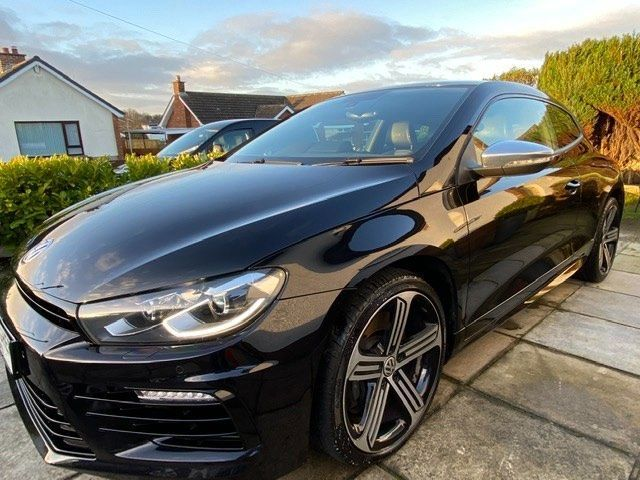 Volkswagen Scirocco 2.0 TSI BlueMotion Tech R Hatchback 3dr